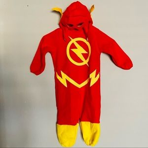 Kids The Flash Infant Costume size 1-2
